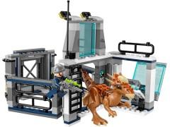 Конструктор LEGO (ЛЕГО) Jurassic World 75927 Побег стигимолоха из лаборатории Stygimoloch Breakout