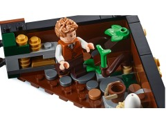 Конструктор LEGO (ЛЕГО) Harry Potter 75952 Чемодан Ньюта Саламандера Newt's Case of Magical Creatures