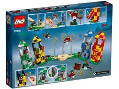 Конструктор LEGO (ЛЕГО) Harry Potter 75956 Матч по квиддичу  Quidditch Match