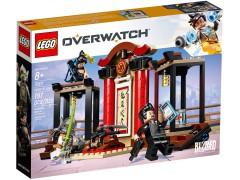 Конструктор LEGO (ЛЕГО) Overwatch 75971 Хандзо против Гэндзи Hanzo vs. Genji