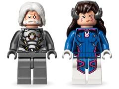 Конструктор LEGO (ЛЕГО) Overwatch 75973 Д.Ва и Райнхардт D.Va & Reinhardt
