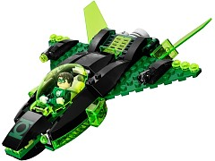 Lego 76025 Green Lantern vs. Sinestro additional image 3