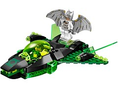 Lego 76025 Green Lantern vs. Sinestro additional image 4