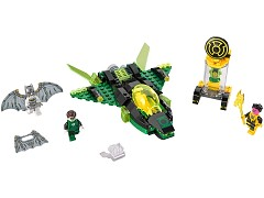 Lego 76025 Green Lantern vs. Sinestro additional image 10