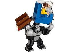 Lego 76026 Gorilla Grodd Goes Bananas additional image 5