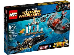 Lego 76027 Black Manta Deep Sea Strike additional image 2