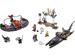 Lego 76027 Black Manta Deep Sea Strike additional image 9