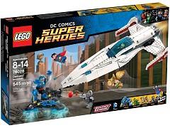 Lego 76028 Darkseid Invasion additional image 2