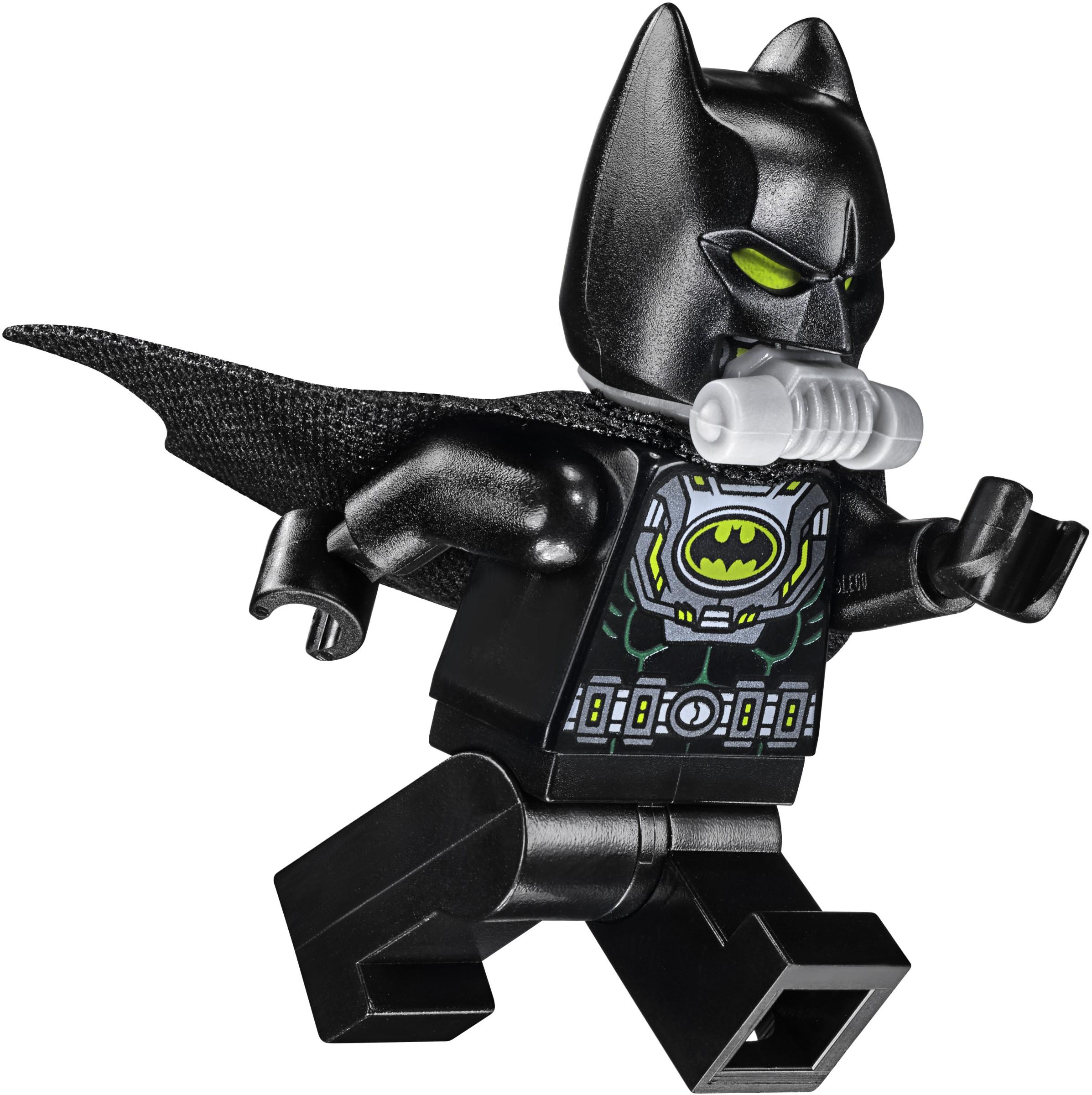 lego batman scarecrow harvest of fear instructions