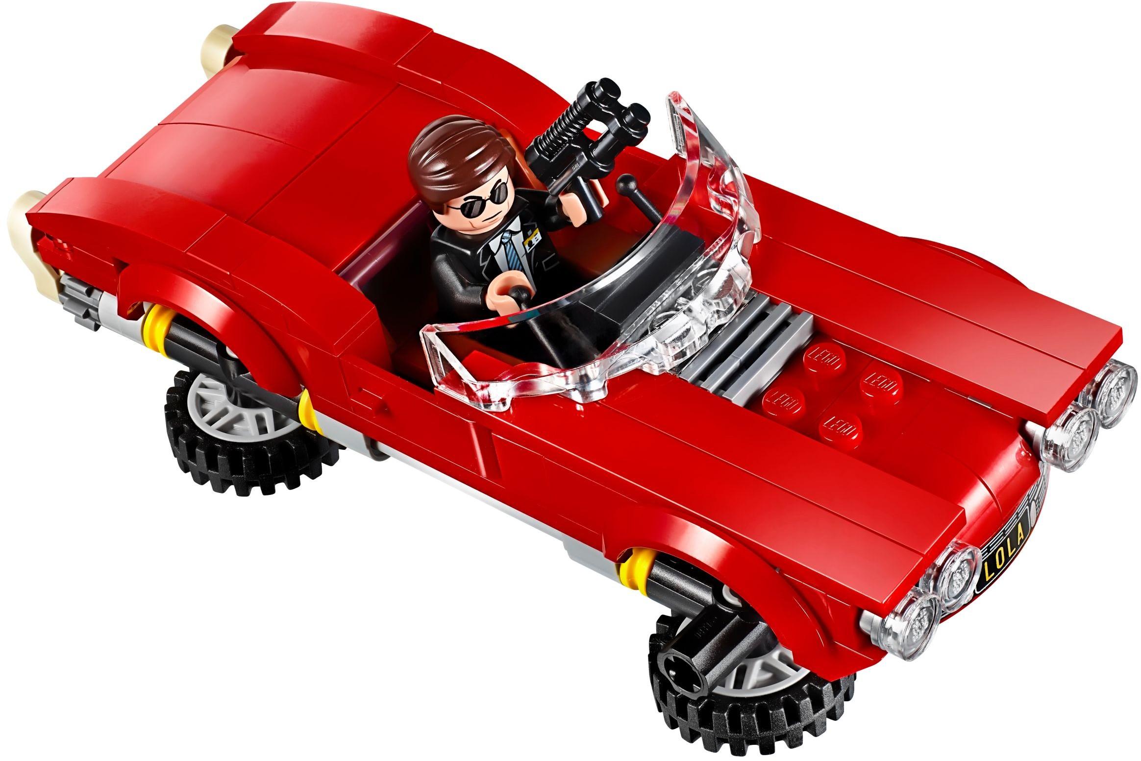 Lego 76077 Iron Man: Detroit Steel Strikes