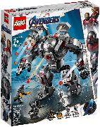 Конструктор LEGO (ЛЕГО) Marvel Super Heroes 76124 Воитель War Machine Buster