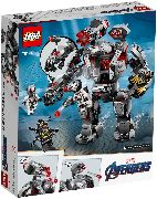 Конструктор LEGO (ЛЕГО) Marvel Super Heroes 76124 Воитель War Machine Buster