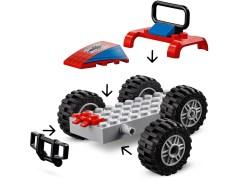 Конструктор LEGO (ЛЕГО) Marvel Super Heroes 76133 Автомобильная погоня Человека-паука Spider-Man Car Chase