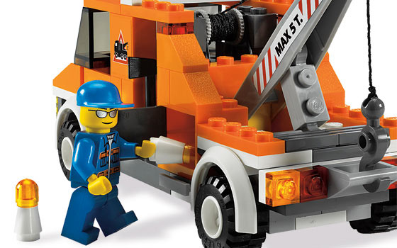 7638 1 Tow Truck