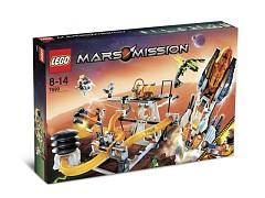 Lego 7690 MB-01 Eagle Command Base additional image 3