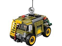 Конструктор LEGO (ЛЕГО) Teenage Mutant Ninja Turtles 79115 Спасательная операция на Черепашьем фургоне Turtle Van Takedown
