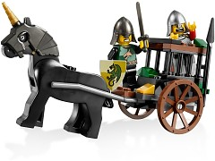 Конструктор LEGO (ЛЕГО) Castle 7949  Prison Carriage Rescue