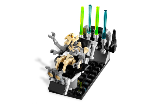 8095 1 General Grievous Starfighter
