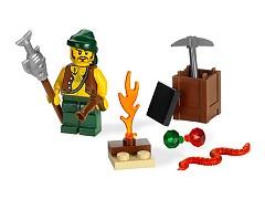 Конструктор LEGO (ЛЕГО) Pirates 8397  Pirate Survival