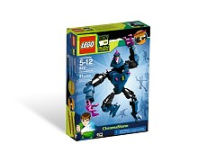 Конструктор LEGO (ЛЕГО) Ben 10: Alien Force 8411  ChromaStone