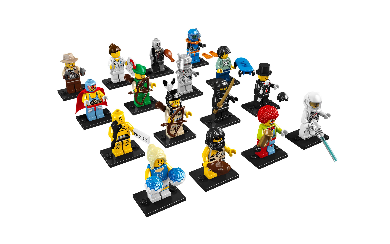 Лего 8683 Индеец