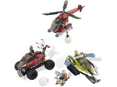 Конструктор LEGO (ЛЕГО) World Racers 8863  Blizzard's Peak