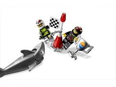 Конструктор LEGO (ЛЕГО) World Racers 8897  Jagged Jaws Reef