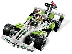 Конструктор LEGO (ЛЕГО) World Racers 8898  Wreckage Road