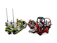 Конструктор LEGO (ЛЕГО) World Racers 8899  Gator Swamp