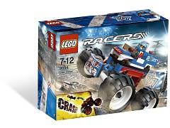 Конструктор LEGO (ЛЕГО) Racers 9094  Star Striker