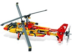 Конструктор LEGO (ЛЕГО) Technic 9396  Helicopter