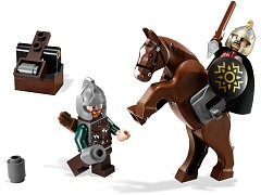 Конструктор LEGO (ЛЕГО) The Lord of the Rings 9471  Uruk-Hai Army