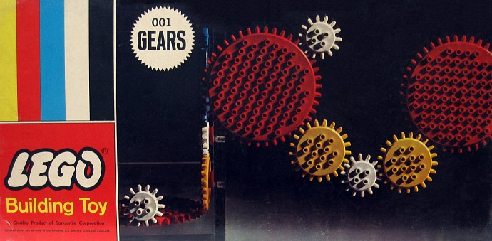 Lego 001 Gears image