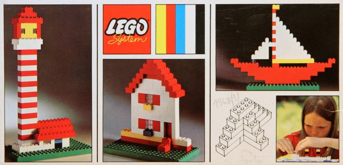 Lego 010 Basic Building Set image