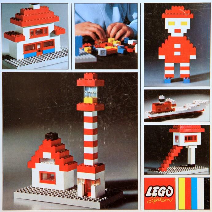 Изображение набора Лего 022 Basic Building Set