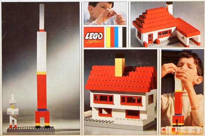 Изображение набора Лего 033 Basic Building Set