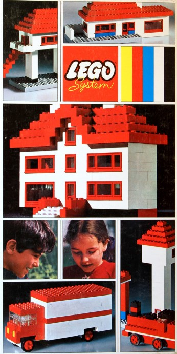 Lego 044 Basic Building Set image