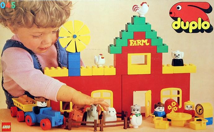 Изображение набора Лего 045 Farm