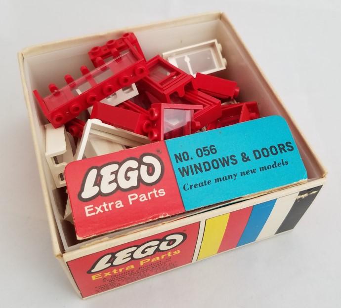 Изображение набора Лего 056 Windows & Doors