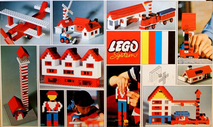 Lego 066 Basic Building Set image