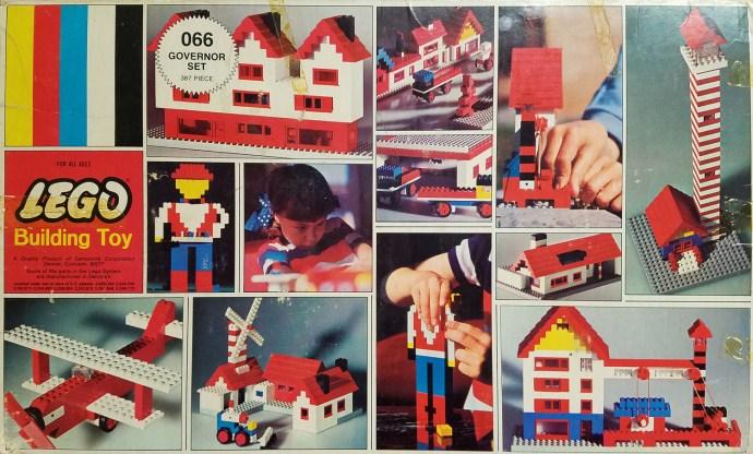 Lego 066 Governor Set image