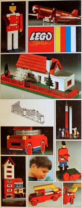 Изображение набора Лего 070 Universal Building Set