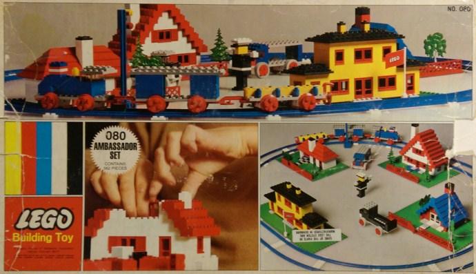 Изображение набора Лего 080 Ambassador Set