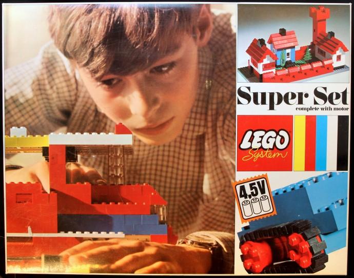 Изображение набора Лего 088 Super Set