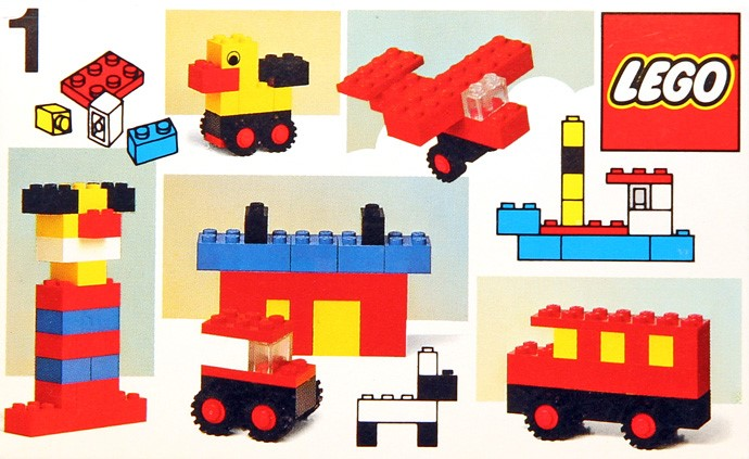 It Was All Basic Bricks In My Day Brickset Lego Set Guide And