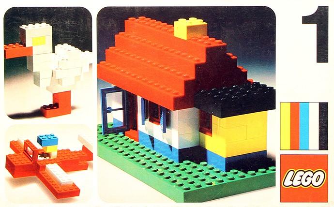 Lego 1 Basic Set image