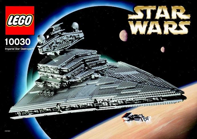 10030-1: Imperial Star Destroyer | Brickset: LEGO set ...