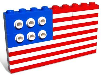 United States Flags In Lego Sets Brickset Lego Set