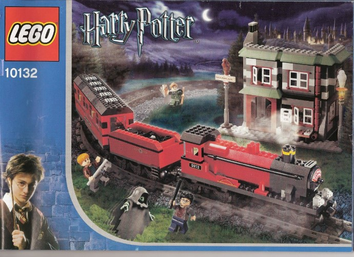 Tagged Hogwarts Express Brickset Lego Set Guide And Database