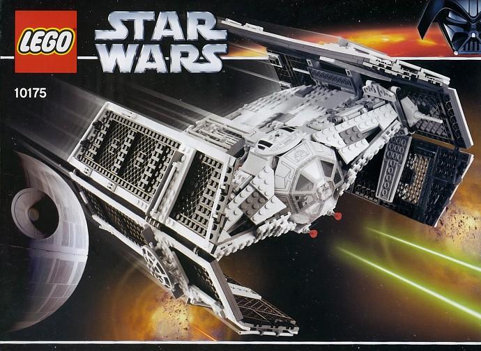 10175 1 Vaders Tie Advanced Brickset Lego Set Guide And Database